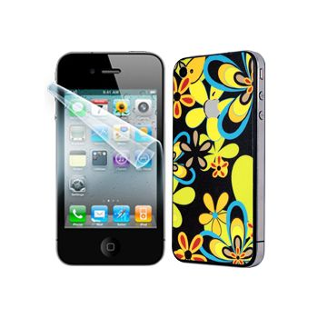 Flie ScreenShield iPhone 4S ochrana displeje-displej+voucher na skin