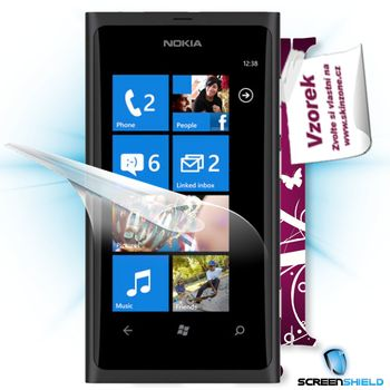 Flie ScreenShield Lumia 800 ochrana displeje-displej+voucher na skin