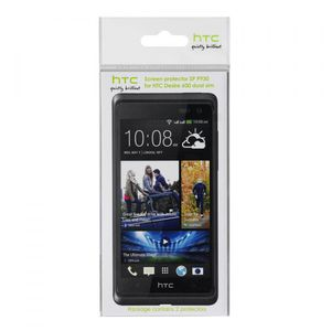 HTC ochranná fólie na displej pro Desire 600 Dual SIM, 2ks, čirá
