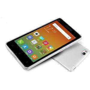 Nillkin pouzdro Nature TPU pro Xiaomi Mi4i, transparentní