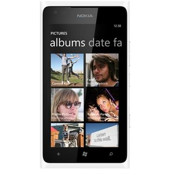 Nokia Lumia 900 White