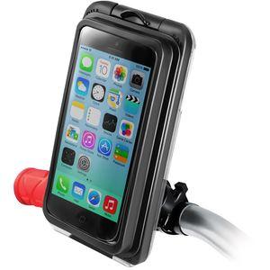 RAM Mounts vodotěsný držák na iPhone 5, 5S, 5C na kolo na řídítka, AQUABOX® Pro 20 i5, sestava RAP-274-1-AQ7-2-I5CU