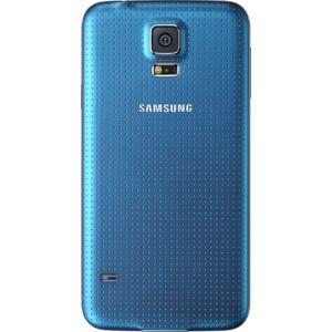 Samsung zadní výměnný kryt EF-OG900SL pro S5, modrý