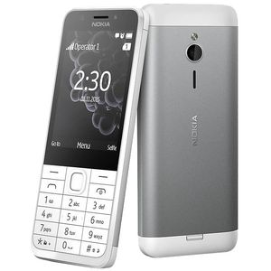 Nokia 230 DS bílá