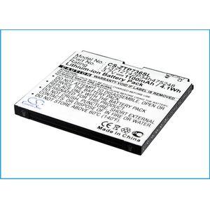 Baterie pro ZTE Blade II, Li-ion, 1100 mAh