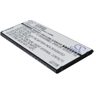 Baterie pro Samsung Galaxy Alpha, Li-Ion, 1700 mAh