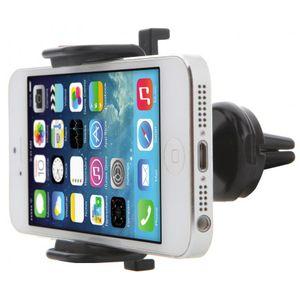 ExoGear Touch Air držák do auta pro chytré telefony, černá