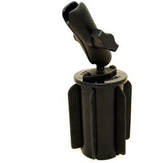 """RAM Mounts sestava pro držák s 1"""" čepem  a úchytem do držáku na nápoje, vysokopevnostní plast,RAP-B-299-3U"""