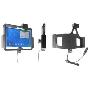 Brodit držák do auta na Samsung Galaxy Tab 4 10.1 v pouzdru Otterbox,s pružinou,s nabíjením z CL/USB