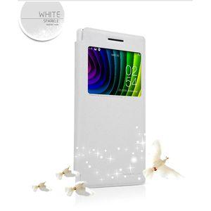 Nillkin Sparkle S-View Pouzdro White pro Lenovo P70