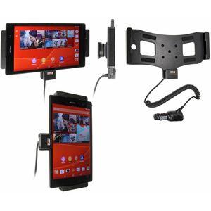 Brodit držák do auta na Sony Xperia Z3 Tablet Compact bez pouzdra, s nabíjením z cig. zapalovače