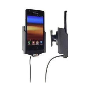 Brodit držák do auta na Samsung i9100 Galaxy S II bez pouzdra, s nabíjením z cig. zapalovače