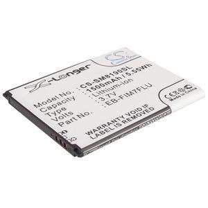 Baterie pro Samsung Galaxy S III Mini - GT-I8190, 1500mAh li-ion