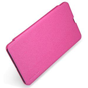 Nillkin pouzdro Sparkle Folio pro Nokia Lumia 535, červené