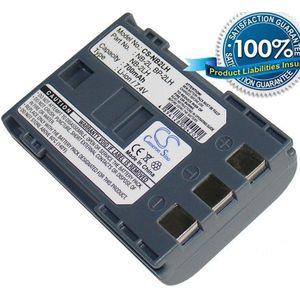 Baterie (ekv. NB-2LH) pro Canon EOS 350D,400D, PowerShot S30, S60, S80, Li-ion 7,4V 600mAh
