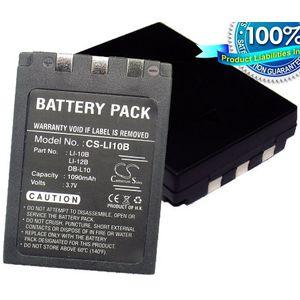 Baterie (ekv. LI-10B) pro Olympus Camedia C-765 Zoom, Camedia X-3, Li-ion 3,7V 1090mAh