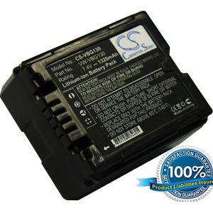 Baterie VW-VBG130 pro Panasonic AG-HSC1U, HDC-D, 1320mAh