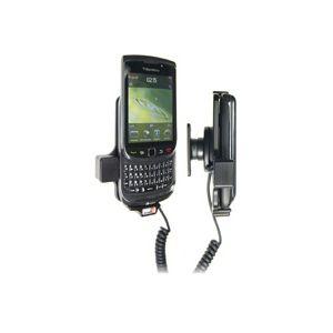 Brodit držák do auta na BlackBerry Torch 9800 bez pouzdra, s nabíjením z cig. zapalovače