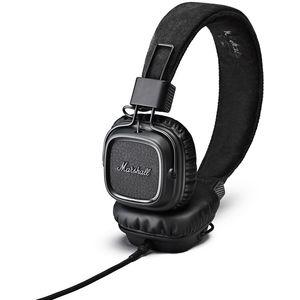 Marshall Major II Stereo Headset Pitch černé