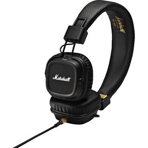 Marshall Major II Stereo Headset černé