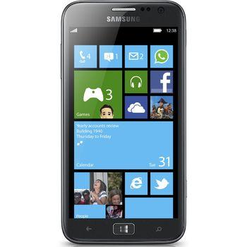 Samsung I8750 ATIV S, stříbrný
