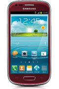 Samsung i8190 GALAXY S III mini, NFC, erven