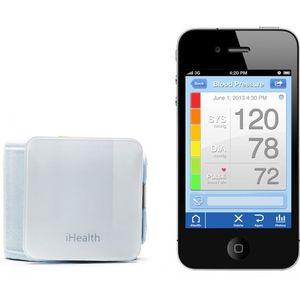 iHealth BP7 Bluetooth zápěstní měřič krevního tlaku, tlakoměr