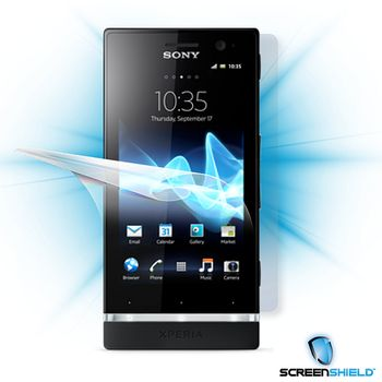 Flie ScreenShield Sony Xperia U - cel tlo