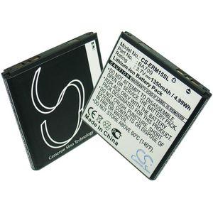 Baterie náhradní (ekv. BA700) pro Sony Ericsson Xperia Neo, Pro,MT15a Li-ion 3,7V 1350mAh