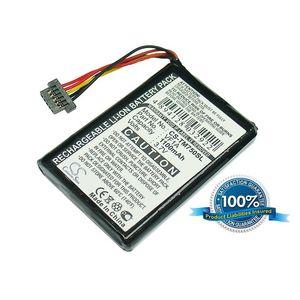 Baterie (ekv. VF1A) pro TomTom GO 750, Li-ion 3,7V 1100mAh