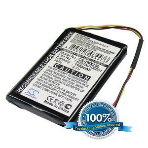 Baterie pro TomTom XL IQ Routes, Li-ion 3,7V 1100mAh