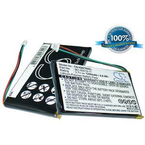 Baterie pro Garmin Nüvi 760T, 765T, Li-pol 3,7V 1250mAh