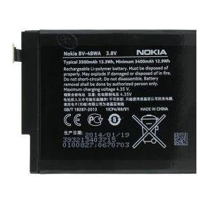 Nokia Baterie BV-4BWA 3500mAh Li-Pol (Bulk)