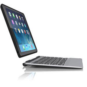 ZAGG Slim Book Case with Keyboard - Apple iPad Air 2 - Black-UK