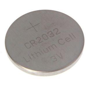 Knoflíková baterie 2032