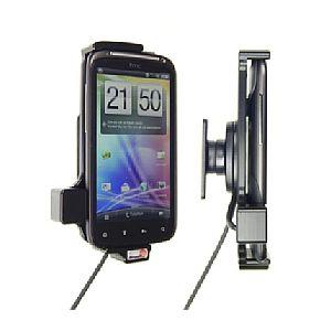 Brodit držák do auta na HTC Sensation/XE bez pouzdra, se skrytým nabíjením