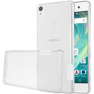 Nillkin pouzdro Nature TPU pro Sony Xperia XA Ultra, transparentní