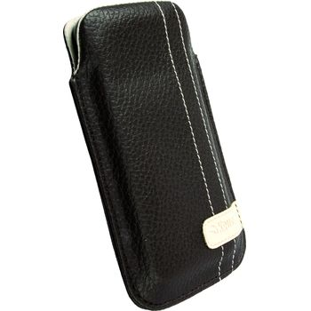 Krusell pouzdro Gaia Pouch L - iPhone 4, HTC Desire/Wildfire, Nokia 5800/C6 116x62x12mm (hnd)