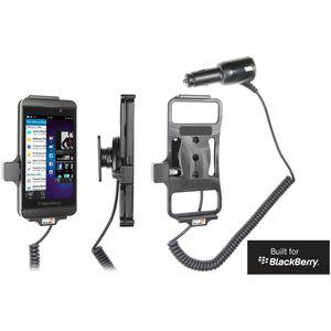 Brodit držák do auta na BlackBerry Z10 bez pouzdra, s nabíjením z cig. zapalovače
