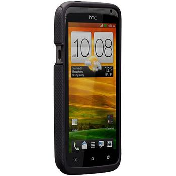 Case Mate pouzdro Tough Black pro HTC ONE X