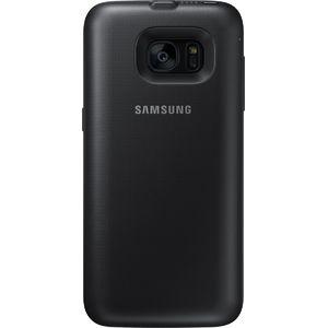 Samsung bezdrátová externí baterie EP-TG935BB pro Galaxy S7 edge, černá