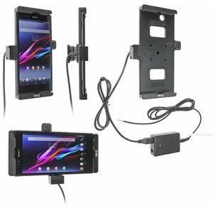Brodit držák do auta na Sony Xperia Z Ultra bez pouzdra, se skrytým nabíjením