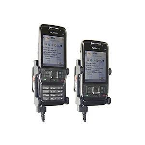 Brodit držák do auta na Nokia E66 s kabelem CA-116/113/134, bez nabíjení