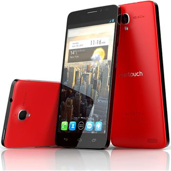 Alcatel One Touch Idol X erven