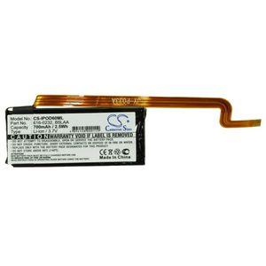 Baterie pro Apple iPOD Classic 120GB, iPOD Classic 160GB (700mAh)