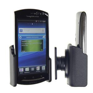 Brodit držák do auta na Sony Ericsson Xperia neo/neo V bez pouzdra, bez nabíjení