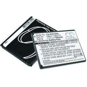 Baterie (ekv. HB4J1) pro Vodafone 845, 858, 858 Smart, Li-ion 3,7V 1100mAh