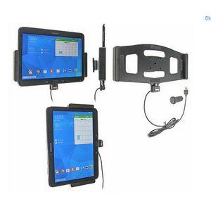 Brodit držák do auta na Samsung Galaxy Tab 4 10.1 bez pouzdra, s nabíjením z cig. zapalovače/USB