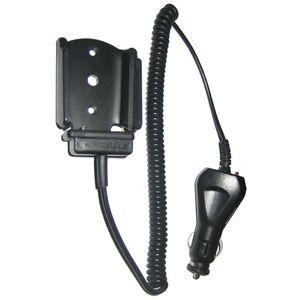 Brodit držák do auta na Nokia 5110, 6110, 6150 bez pouzdra, s nabíjením z cig. zapalovače