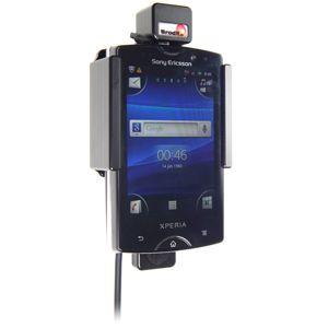 Brodit držák do auta na Sony Ericsson Xperia mini Pro bez pouzdra, se skrytým nabíjením